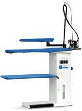 Отделочное и финишное оборудование для прачечных и химчисток, ГЛАДИЛЬНЫЕ СТОЛЫ - Model DORIS A