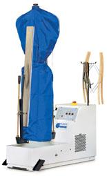 Отделочное и финишное оборудование для прачечных и химчисток, ПАРОМАНЕКЕНЫ И ПАРОВЫЕ КАБИНЫ - Model MAJESTIC