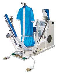 Отделочное и финишное оборудование для прачечных и химчисток, ПАРОМАНЕКЕНЫ И ПАРОВЫЕ КАБИНЫ - Model MC-99