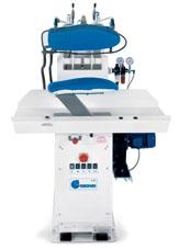 Отделочное и финишное оборудование для прачечных и химчисток, ГЛАДИЛЬНЫЕ ПРЕССА - Model P87 B
