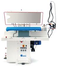Отделочное и финишное оборудование для прачечных и химчисток, ГЛАДИЛЬНЫЕ ПРЕССА - Model P88 CC