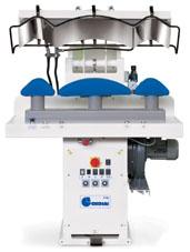 Отделочное и финишное оборудование для прачечных и химчисток, ГЛАДИЛЬНЫЕ ПРЕССА - Model P88 CP