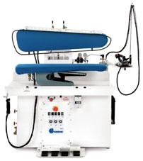 Отделочное и финишное оборудование для прачечных и химчисток, ГЛАДИЛЬНЫЕ ПРЕССА - Model P88 U3
