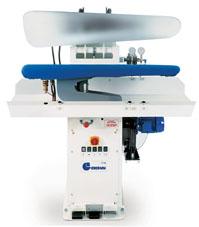 Отделочное и финишное оборудование для прачечных и химчисток, ГЛАДИЛЬНЫЕ ПРЕССА - Model P88 U3L