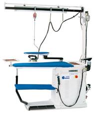 Отделочное и финишное оборудование для прачечных и химчисток, ГЛАДИЛЬНЫЕ СТОЛЫ - Model VAPOR GB-S