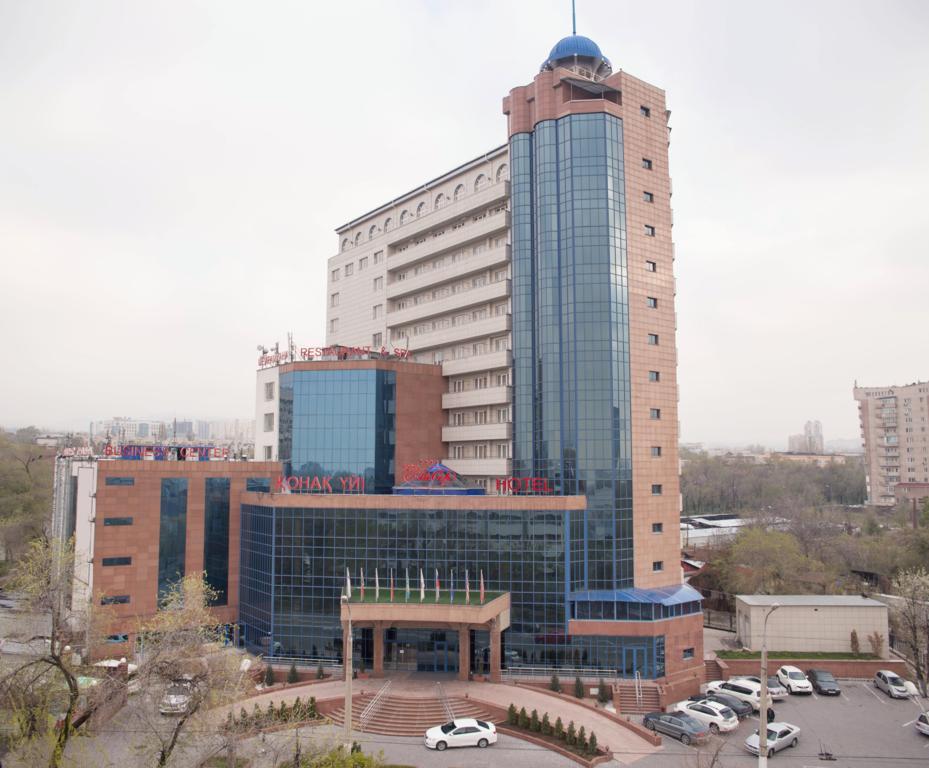 Наши клиенты - отель Grand Aiser Алматы