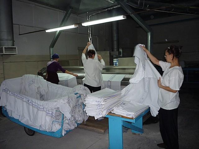 Наши клиенты - прачечная в Алматы