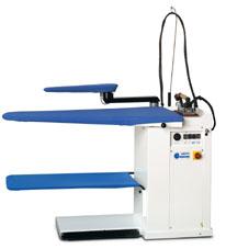 Отделочное и финишное оборудование для прачечных и химчисток, ГЛАДИЛЬНЫЕ СТОЛЫ - Model AMBRIA