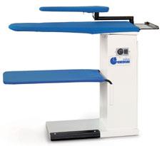 Отделочное и финишное оборудование для прачечных и химчисток, ГЛАДИЛЬНЫЕ СТОЛЫ - Model DORIS