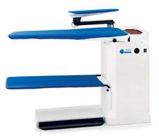 Отделочное и финишное оборудование для прачечных и химчисток, ГЛАДИЛЬНЫЕ СТОЛЫ - Model EOLO