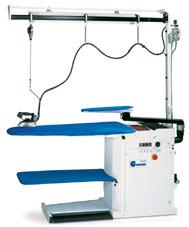 Отделочное и финишное оборудование для прачечных и химчисток, ГЛАДИЛЬНЫЕ СТОЛЫ - Model OASI