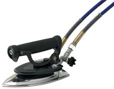Отделочное и финишное оборудование для прачечных и химчисток, УТЮГИ ПАРОВЫЕ - Ghidini-Model-S