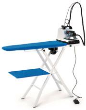 Отделочное и финишное оборудование для прачечных и химчисток, ГЛАДИЛЬНЫЕ СТОЛЫ - Model TPA